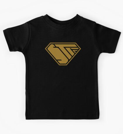STPC SuperEmpowered (Gold) Kids Clothes