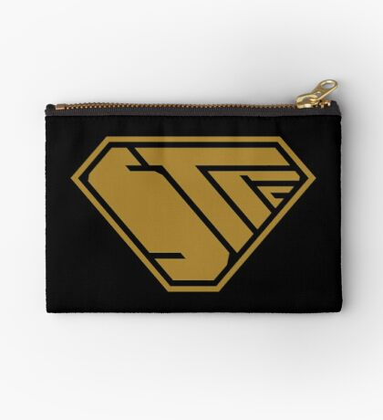 STPC SuperEmpowered (Gold) Zipper Pouch