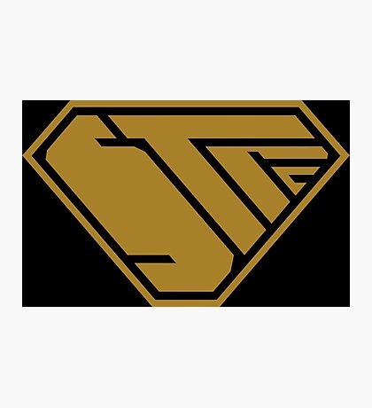 STPC SuperEmpowered (Gold) Photographic Print