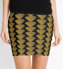 STPC SuperEmpowered (Gold) Mini Skirt