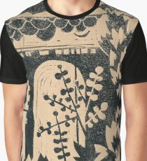 NATURE #abstract #garden Graphic T-Shirt