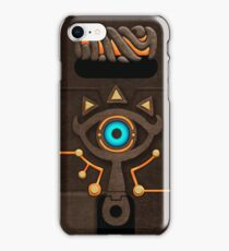 Sheikah Slate Case iPhone Case/Skin