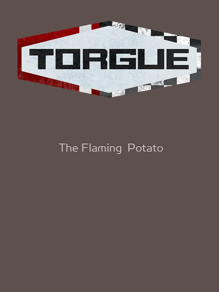 TShirtGifter presents: Torgue Logo | Unisex T-Shirt