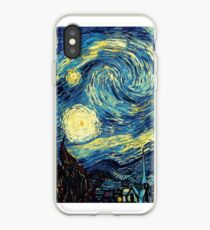 Vincent Van Gogh - Starry night  iPhone Case