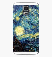 Funda/vinilo para Samsung Galaxy Vincent Van Gogh - Noche estrellada