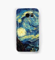Vincent Van Gogh - Starry night  Samsung Galaxy Case/Skin
