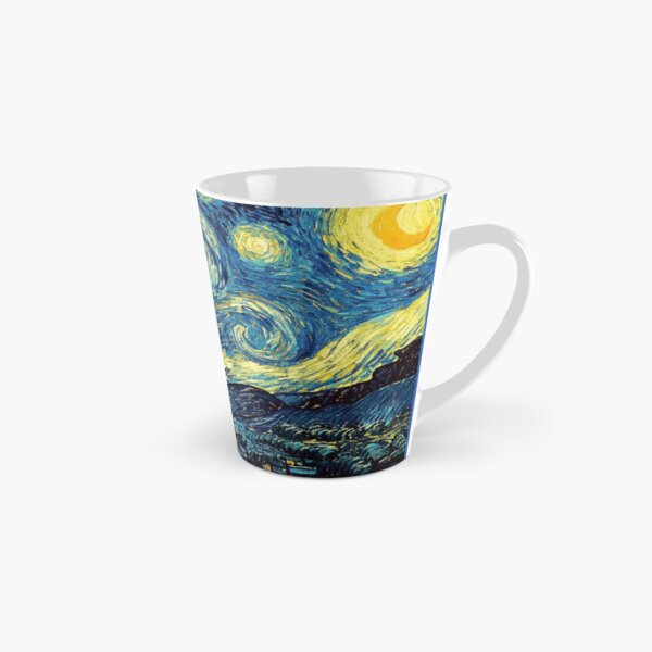 Vincent Van Gogh - Nuit étoilée Mug long
