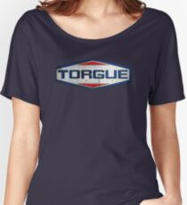 Torgue Logo v.2 Women's Relaxed Fit T-Shirt