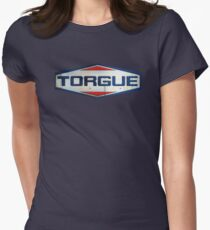 Torgue Logo v.2 Women's Fitted T-Shirt