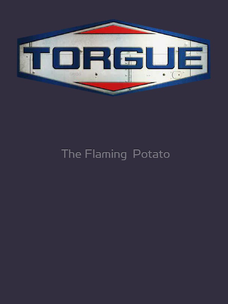 Torgue Logo v.2 by FlamingPotato