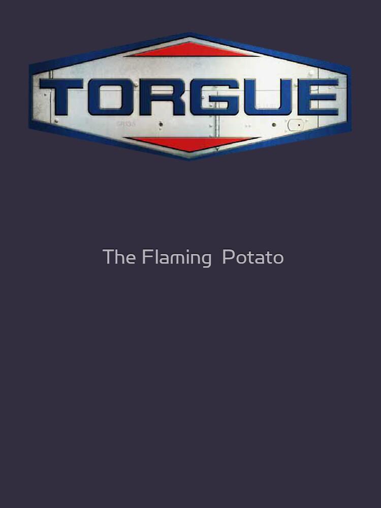 16dd44641d Torgue Logo v.2 | Unisex T-Shirt · TShirtGifter Presents: ...