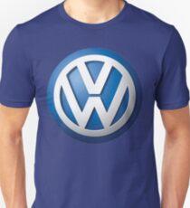 Volkswagen Emblem Badge 3D T-Shirt