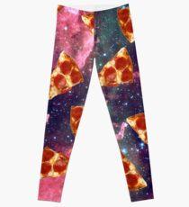 Legging Pizza Space