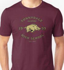 Sunnydale High School Alumni Unisex T-Shirt