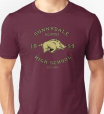 Sunnydale High School Alumni Unisex T-Shirt