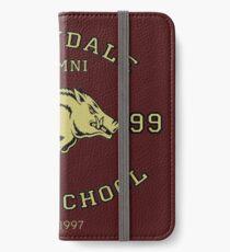 Sunnydale High School Alumni iPhone Wallet/Case/Skin