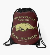 Sunnydale High School Alumni Drawstring Bag