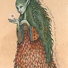 The Green Child by NadiaTurner