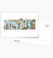 Gardeners World, Plant Heaven Postcards