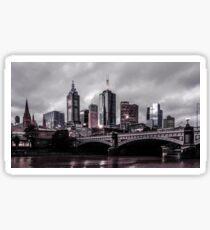 Gotham by the Yarra Sticker