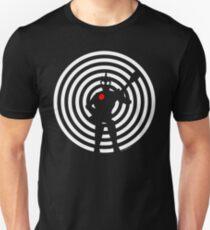 rock-it-boy! : negative space remix Unisex T-Shirt