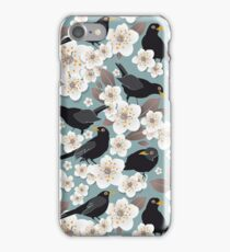 Waiting for the cherries I iPhone Case/Skin