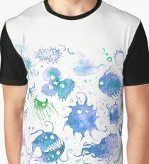 Bacteria world Graphic T-Shirt