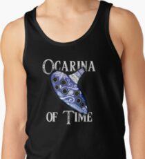Ocarina del tiempo Camiseta de tirantes