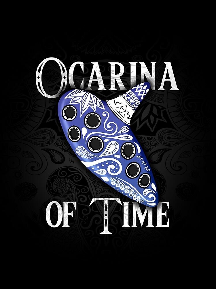 Ocarina del tiempo de artetbe