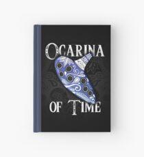 Ocarina del tiempo Cuaderno de tapa dura
