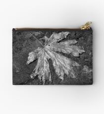 The Lone Leaf Studio Pouch