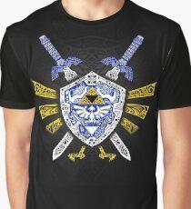Heroes Legend - Zelda Graphic T-Shirt