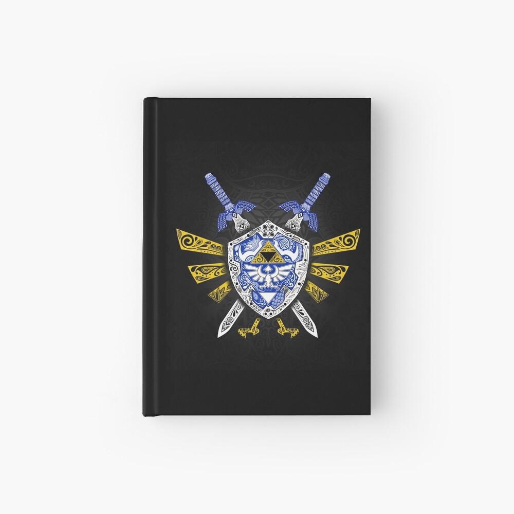 Leyenda de los héroes - Zelda Cuaderno de tapa dura