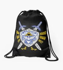 Heroes Legend - Zelda Drawstring Bag