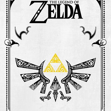 Zelda leyenda Hyrule de artetbe