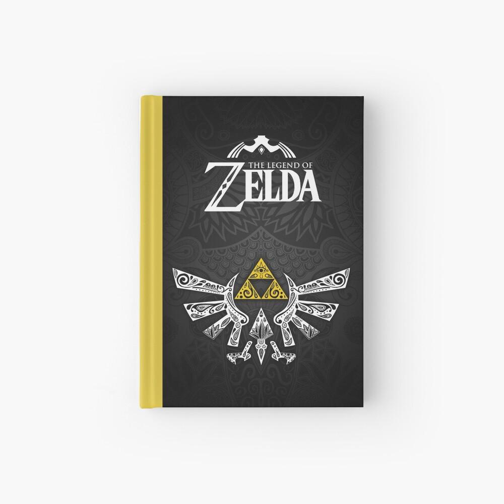 Zelda - Hyrule Gekritzel Notizbuch