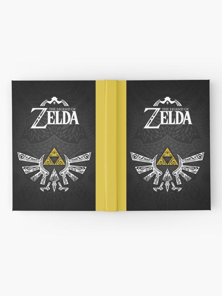 Alternative Ansicht von Zelda - Hyrule Gekritzel Notizbuch