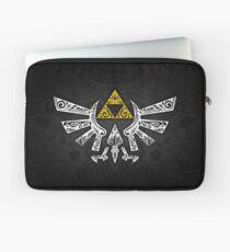 Zelda - Hyrule doodle Laptop Sleeve