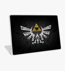 Zelda - Hyrule doodle Laptop Skin