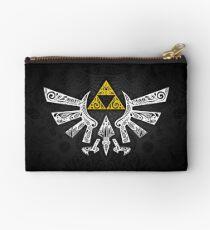 Zelda - Hyrule doodle Studio Pouch