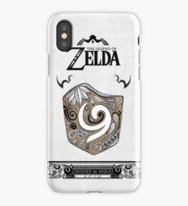 Zelda legend - Kokiri shield iPhone Case/Skin