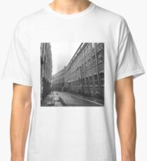 Foggy Leicester Street Classic T-Shirt