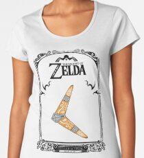 Zelda legend - Boomerang doodle Women's Premium T-Shirt