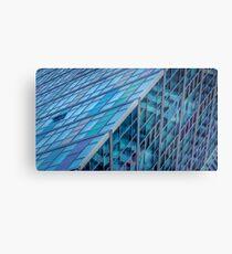 Diagonals in Architecture Metal Print