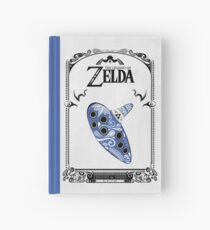 Zelda legend - Ocarina doodle Hardcover Journal