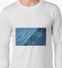 Diagonals in Architecture Long Sleeve T-Shirt