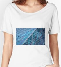 Diagonals in Architecture Women's Relaxed Fit T-Shirt
