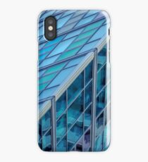 Diagonals in Architecture iPhone Case
