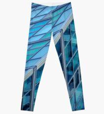 Diagonals in Architecture Leggings