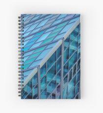 Diagonals in Architecture Spiral Notebook